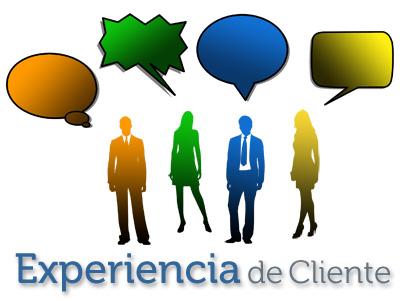 Logo Experiencia de Cliente